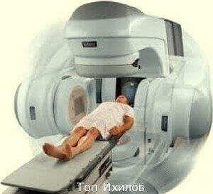 RapidArc инновационное оборудование для лечения рака